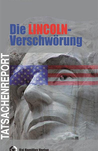 Jan von Flocken: Titelbild zur Lincoln-Verschwörung
