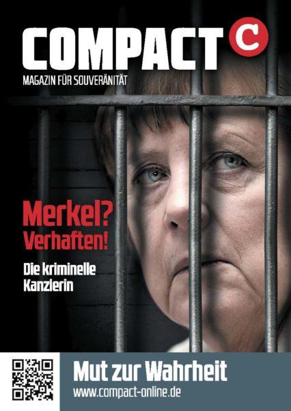 15-12 CM-AK A7 Merkel verhaften