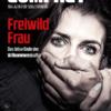 "20 x COMPACT-Aufkleber ""Freiwild Frau"" (A7)"