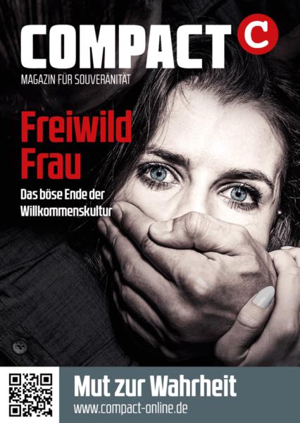 16-02 CM-AK A7 Freiwild Frau