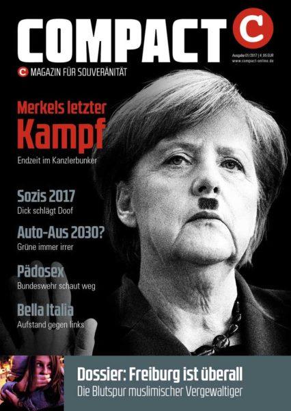 Januar 2017 Merkels letzter Kampf
