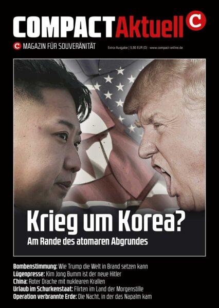 Aktuell Krieg um Korea Weltmacht gegen China