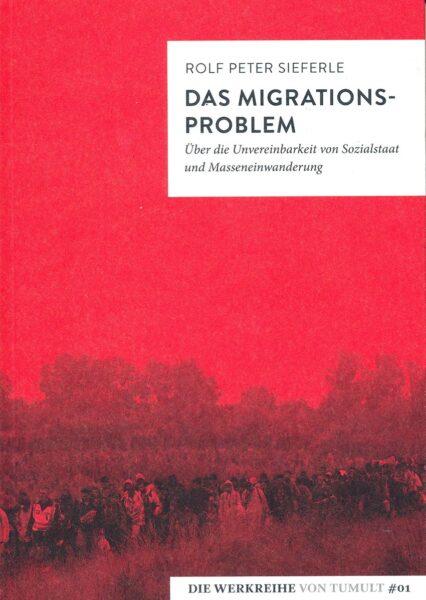 Sieferle Das Migrationsproblem Sozialstaat