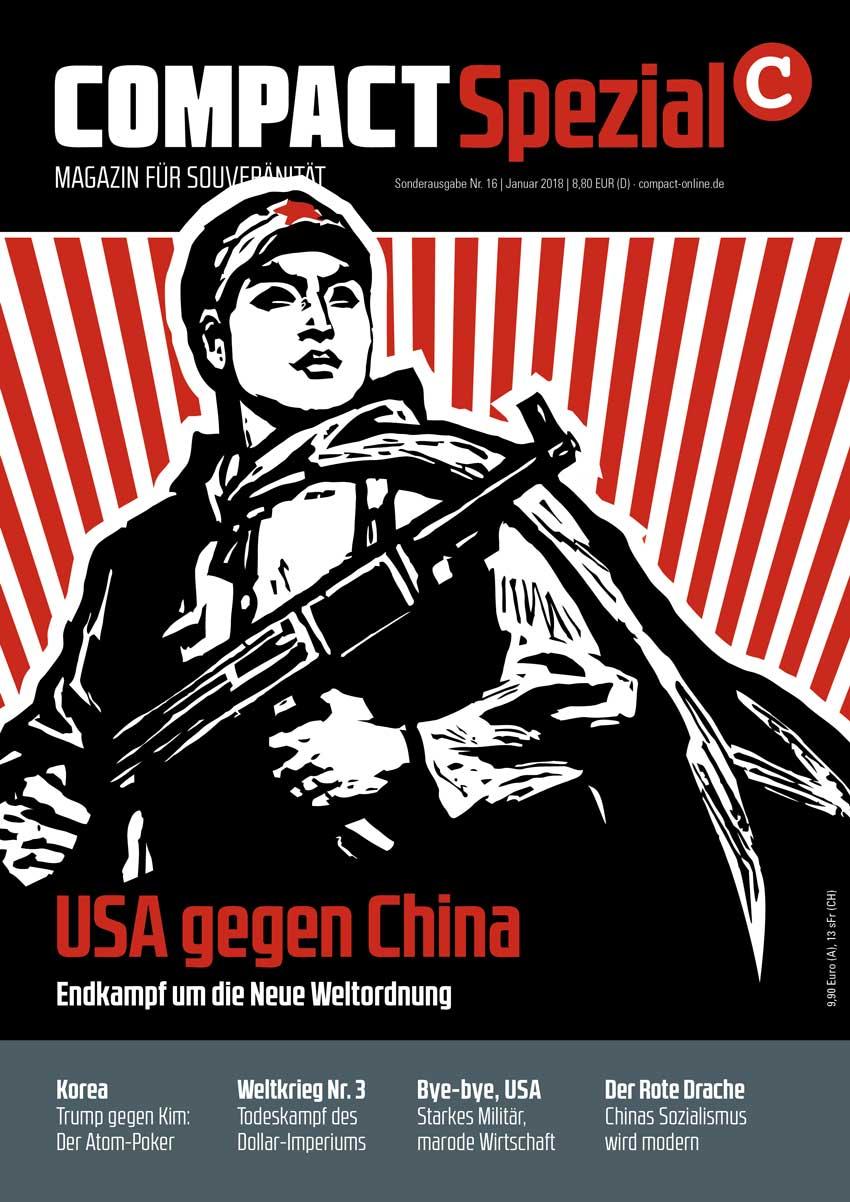Top COMPACT-Spezial 16 - USA gegen China › COMPACT-Magazin - Der Shop &QB_94