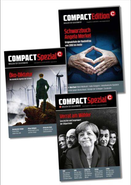 COMPACT-Grundwissen über die Altparteien