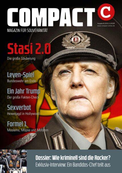 Compact Magazin Februar 2018