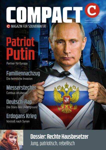 März 2018 -Patriot für Europa