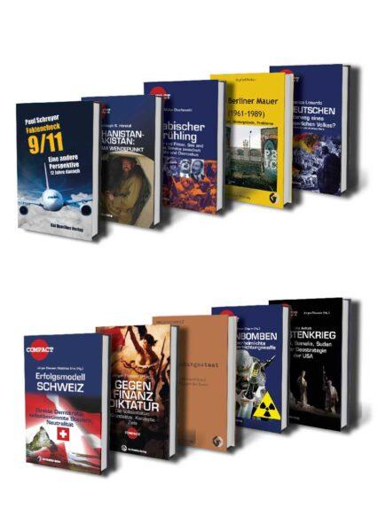 10x COMPACT-Wissen im handlichen Format