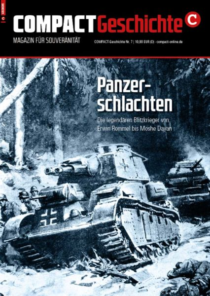 COMPACT-Geschichte: Panzerschlachten