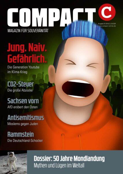 COMPACT 7/2019: Jung. Naiv. Gefährlich.