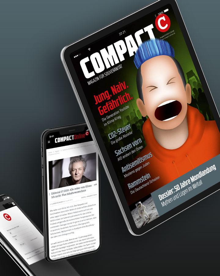 Digital+ - Täglich exklusive Artikel, Alle Ausgaben im Archiv, Immer & überall verfügbar