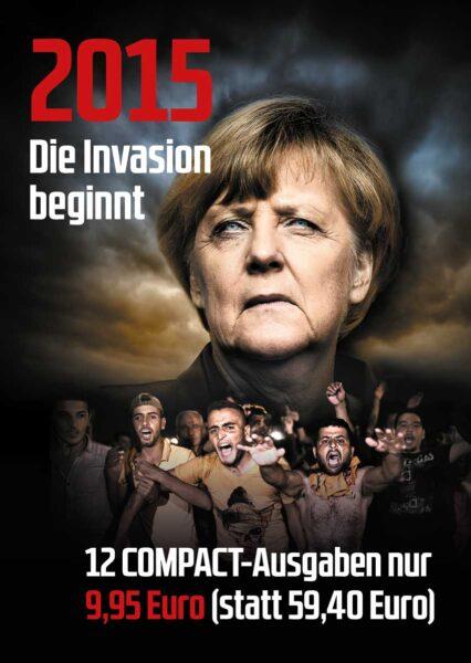 2015 - Die Invasion beginnt