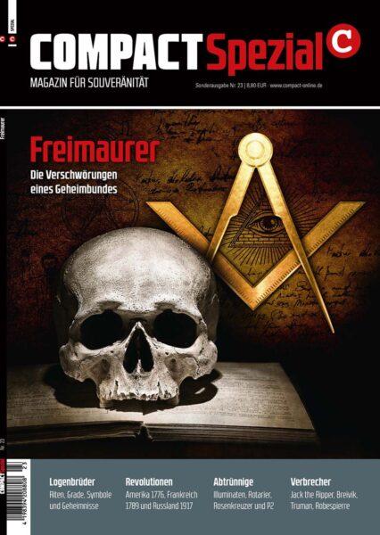 Freimaurer. Die Verschwörungen eines Geheimbundes als COMPACT-Spezial