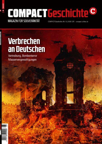 Verbrechen an Deutschen: Vertreibung Bombenterror Massenvergewaltigung
