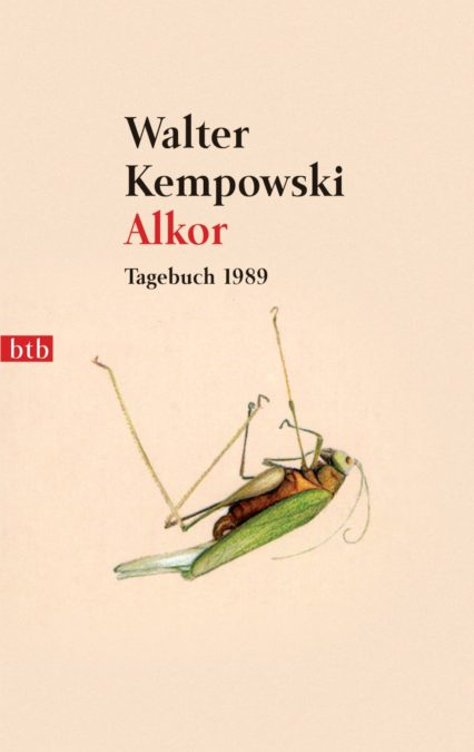 Walter Kempowski: Alkor. Tagebuch 1989