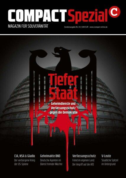 Tiefer Staat: Geheimdienste und Verfassungsschutz gegen die Demokratie