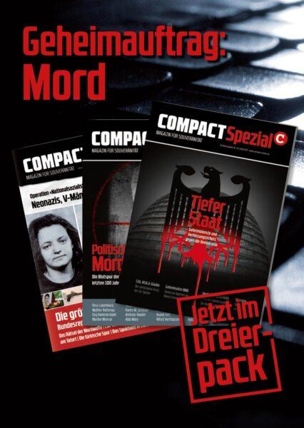 Geheimauftrag Mord: Ob JFK, RAF oder NSU - ungeklärt bis heute!