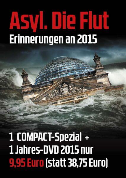 Asyl. Die Flut - Erinnerungen an 2015