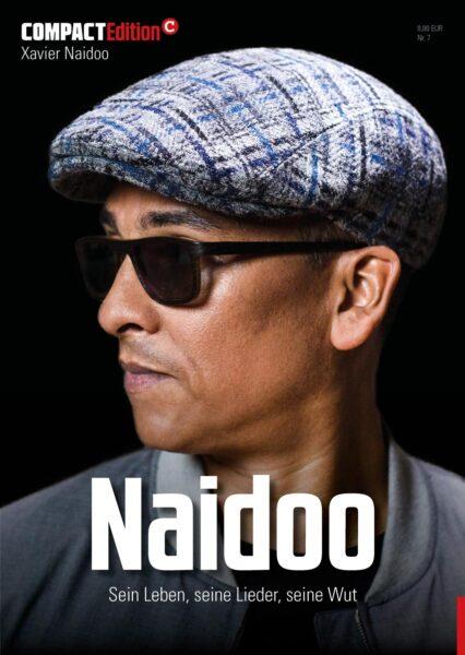 Naidoo: Sein Leben, seine Lieder, seine Wut. Die große Bio bei COMPACT