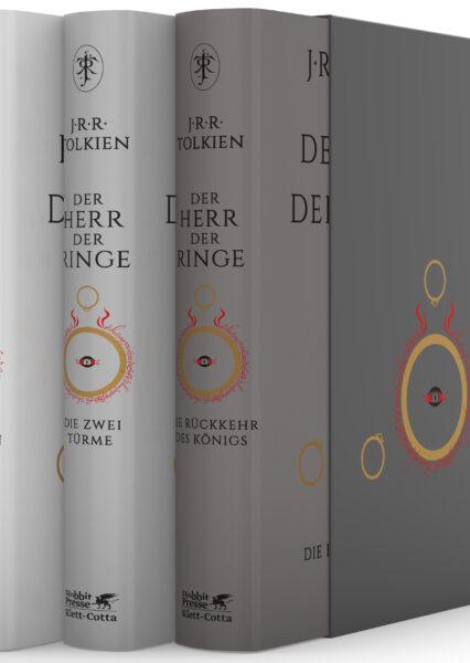 J. R. R. Tolkien: Der Herr der Ringe als edle Geschenkausgabe