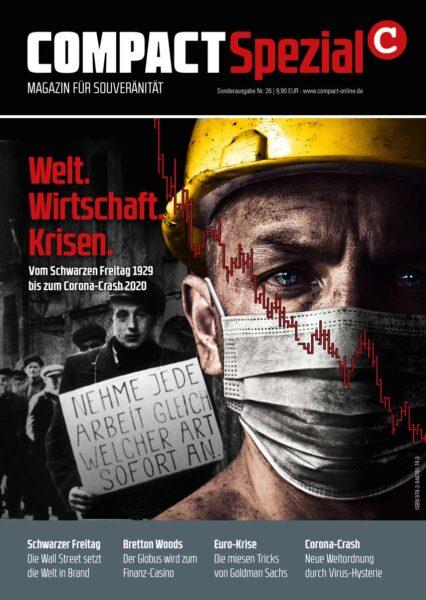 Welt. Wirtschaft. Krisen.