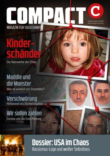 COMPACT 7/2020: Kinderschänder: Die Netzwerke der Eliten