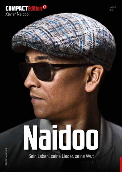 COMPACT-Edition 7: Naidoo: Sein Leben, seine Lieder, seine Wut