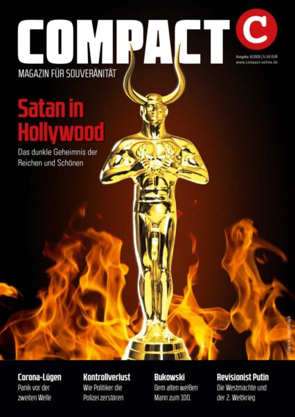 COMPACT 8/2020: Satan in Hollywood. Dunkles Geheimnis der Reichen & Schönen