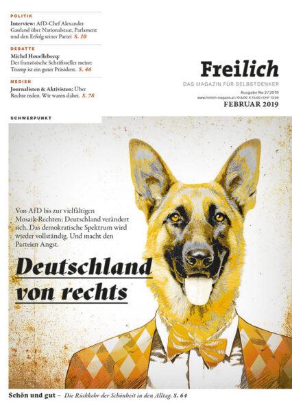 FREILICH Magazin 02: Deutschland von rechts