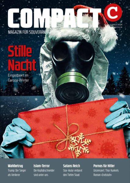 COMPACT 12/2020: Stille Nacht. Eingesperrt im Corona-Winter