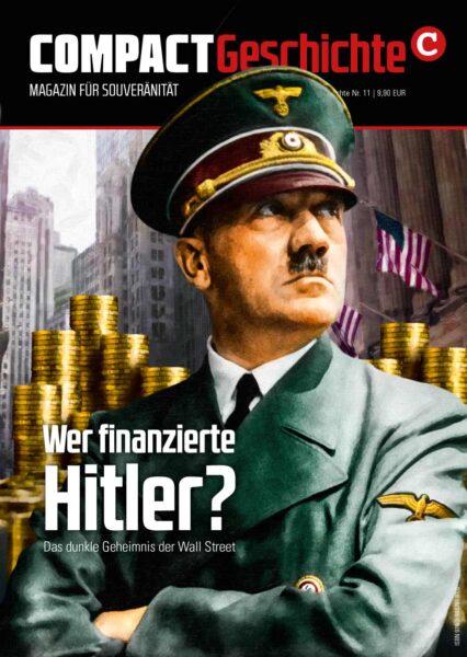 Geschichte 11: Wer finanzierte Hitler? Dunkle Geheimnis der Wall Street
