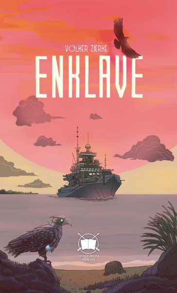 Volker Zierke: Enklave. Science Fiction.