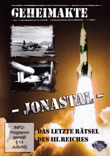 DVD: Geheimakte Jonastal. Das letzte Rätsel des 3. Reiches