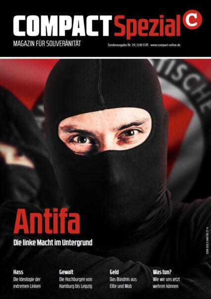 COMPACT-Spezial 29: Antifa – Die linke Macht im Untergrund