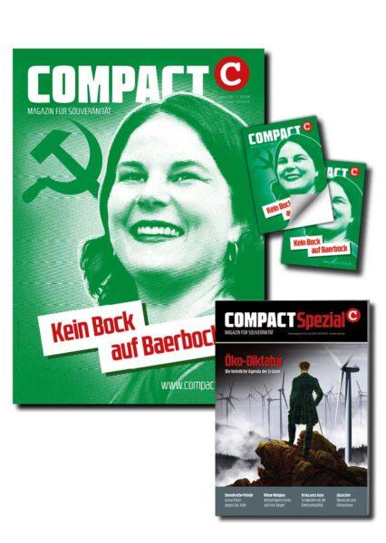 Stoppt die Grünen! Unser Aufklärungspaket Ihren persönlichen Wahlkampf