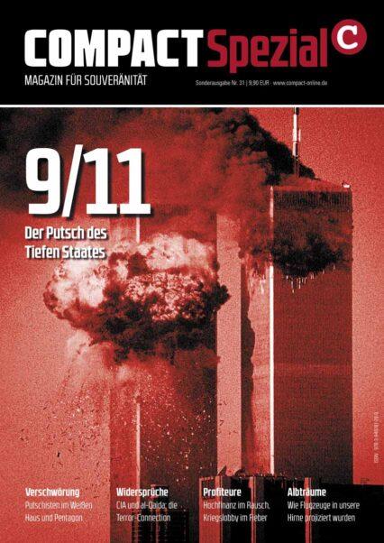 COMPACT-Spezial 31: 9/11 – Der Putsch des Tiefen Staates