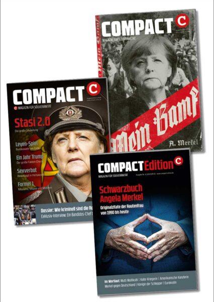 Merkel: Die Anklageschrift